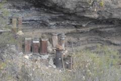 Klotzbeuten auf Teneriffa